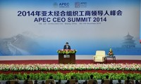 China: Pressekonferenz zum Abschluss des APEC-Gipfels
