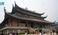 Pagodenkomplex Bai Dinh – spirituelles Besuchsziel