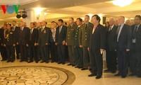 Feier zum 70. Gründungstag der vietnamesischen Armee in Russland