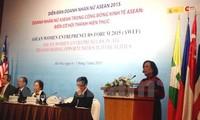 ASEAN-Unternehmerinnen verwirklichen Chance