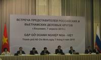 Vietnam und Russland werden weitere Investitionsmöglichkeiten für Unternehmen beider Länder anbieten