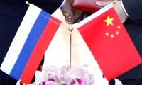 China und Russland beraten zum ersten Mal über die Sicherheit in Nordostasien