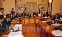 Parlamente von Vietnam und Italien wollen Erfahrungen zur Kulturbewahrung austauschen