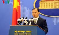 Vietnam protestiert gegen das Fischfang-Verbot durch China im Ostmeer
