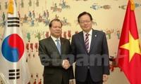 Vietnam und Südkorea fördern die Zusammenarbeit in Handel und Investition