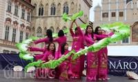 Fest der Minderheiten in Prag: Die vietnamesische Delegation beeindruckt