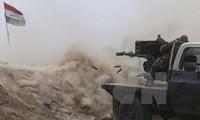 Internationale Koalition vereinbart Hilfe für Irak, strategische Gebiete wieder zu erobern