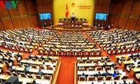 Das Parlament berät über das geänderte Zivilgesetzbuch
