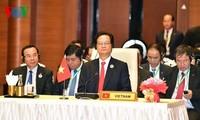 Vietnam trägt aktiv zum Erfolg der CLMV- und ACMECS-Konferenz bei