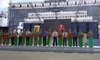 Eröffnung der Handels- und Tourismusmesse im Mekong-Delta
