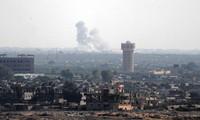 Ägypten tötet 26 Terroristen bei einem Luftangriff