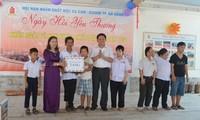 Aktivitäten zum Tag der vietnamesischen Agent-Orange-Opfer
