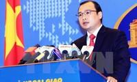 Vietnam reagiert  auf die chinesische Bebauung für die Meeresverwaltungszone