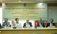 Vietnam und Indien verstärken die Kooperation in der Landwirtschaft