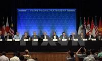Eröffnung der Konferenz der Handelsminister der TPP-Länder in den USA