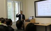 Wissenschaftliches Seminar für vietnamesische Studenten in Tschechien