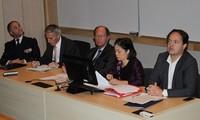Die Ostmeer-Frage ist das Hauptthema des Seminars über das Meer in Frankreich