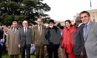 Open Day in Genf zum 70. Gründungstag der UNO