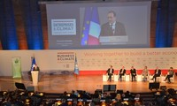 Die Konferenz zur Vorbereitung für die Weltklimakonferenz COP21
