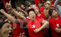 EU bestätigte die Wahl in Myanmar als zuverlässig und transparent