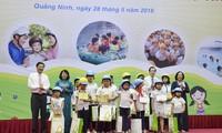 Der Nationalmonat für Kinder 2016