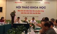 Veranstaltungen zum Tag der revolutionären vietnamesischen Presse