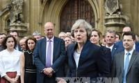 Theresa May wird Premierministerin Großbritanniens sein