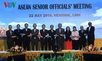 Eröffnung der Sitzungen zwischen ASEAN und seinen Partnerländern