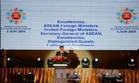 AMM 49 verstärkt und entfaltet die Zentralrolle von ASEAN