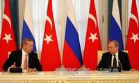 Die Beziehungen zwischen Russland und der Türkei überwinden Hindernisse