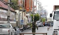 Acht Bombenanschläge innerhalb von 24 Stunden in Thailand