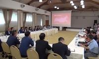 Bilanz über die Arbeit des Verband der vietnamesischen Unternehmen in Russland