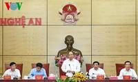 Premierminister: Provinz Nghe An soll die Verwaltungsreform beschleunigen