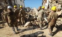 Nationale Trauerfeier für Erdbeben-Opfer in Italien
