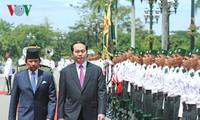 Die gemeinsame Erklärung zwischen Vietnam und Brunei Darussalam