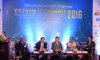 Abschlussveranstaltung des Forums für IT und Telekommunikation Vietnam