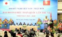 Verstärkung der Freundschaft und des Austauschs zwischen Vietnam und Japan