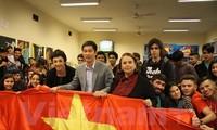 Werbung des vietnamesischen Images in Argentinien