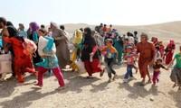 Mossul steht vor der Gefahr einer humanitären Krise