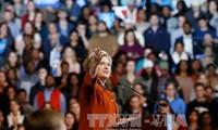 US-Präsidentschaftswahl 2016:  Hillary Clinton baut Vorsprung vor ihren Gegnern aus