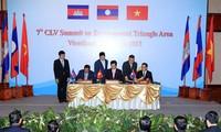 Vertiefung der Wirtschaftskooperation zwischen Vietnam, Laos und Kambodscha bis 2030