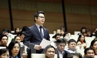 Parlamentssitzung: Die offenen Projekte sollen effizient abgeschlossen werden