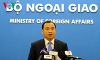 Der vietnamesische Außenamtssprecher veröffentlicht Erklärung über den neu gewählten US-Präsidenten