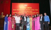 Vize-Premierminister Truong Hoa Binh nimmt am Fest der nationalen Solidarität in Hanoi