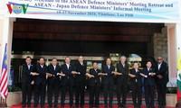 ASEAN-Verteidigungsminister-Konferenz in Laos