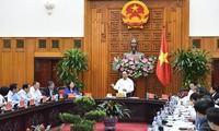 Premierminister Nguyen Xuan Phuc tagt mit Provinzverwaltern von An Giang