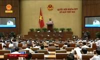 Parlament berät den Gesetzesentwurf zur Bebauungsplanung