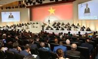 Eröffnung der 16. Frankofonie-Konferenz in Madagaskar