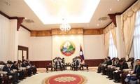 Vietnam und Laos verstärken die Zusammenarbeit in der wissenschaftlichen Technologie