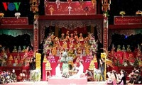 Der Glaube an Muttergöttinnen von Vietnamesen: Ehrung ewiger Werte